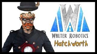 Walter Robotics Presents Hatchworth