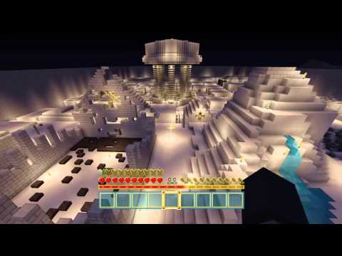 PS4 Minecraft game hunger Seed Build,21.
