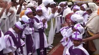 Ethiopian Orthodox Tewahedo Mezmur (Melbourne) Yemedehaniyalem nges