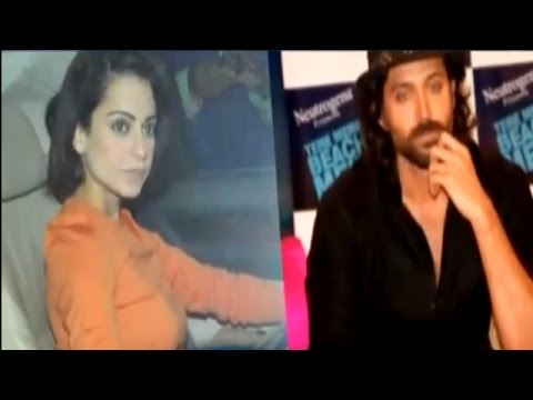 Dirty Fight of Hritik Roshan and Kangana Ranaut Gets Public