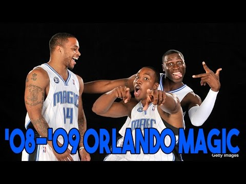 NBA 2K16 | Rebuilding '08-'09 Orlando Magic | Prime Dwight Howard