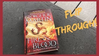 ♥ George R.R. Martin Release Day! Fire and Blood ♥