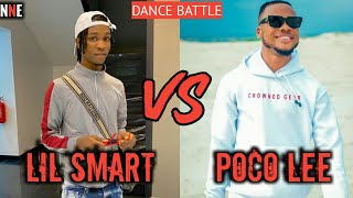 Lil Smart vs Poco Lee (Dance Battle) pt.5 AKA Smart Work vs Poco Dance