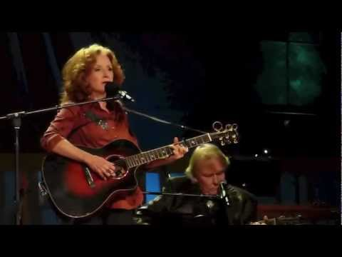 Bonnie Raitt - Not Cause I Wanted To