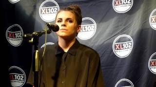 Download Lagu PVRIS - My House Acoustic - XL102 Session - 6/25/16 Richmond VA Gratis STAFABAND