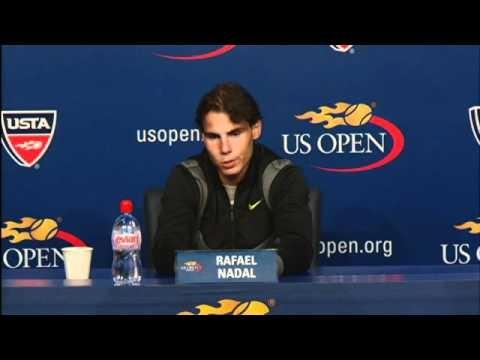 2010 US Open Press Conferences: Rafael Nadal (Second Round)