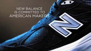 Made in the USA - New Balance - Tasman Leather