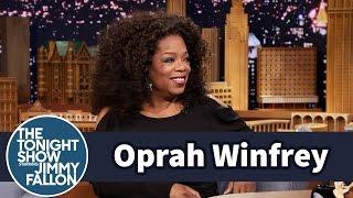 Jimmy Gave Oprah Winfrey Her Favorite Gift