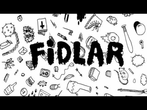 Fidlar - White On White