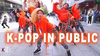 [KPOP IN PUBLIC] BTS, BLACKPINK, CL, G-DRAGON - KPOP MIX | THE KULT |