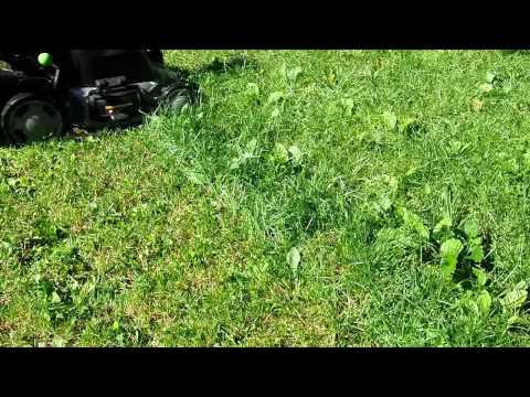 Earthwise Electric Lawn Mower / Trimmer Review
