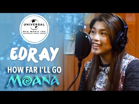How Far I`ll Go From Disney`s Moana - Alessia Cara Cover Island Arcade