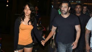 Salman khan and Aamir Khan's Daughter Ira Khan Funny Moment at Charity Football Match Organised