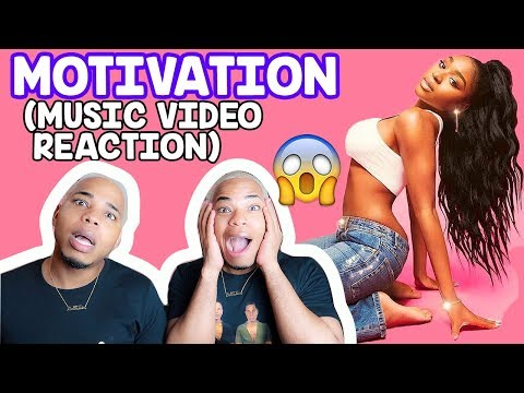 Normani - Motivation (Official Music Video) REACTION! *HILARIOUS* | BaddieTwinz