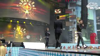 The Wanted Chasing The Sun Summertime Ball 2013