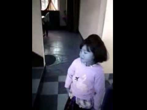 Sikkim Kid Dancing To Hindi Song video