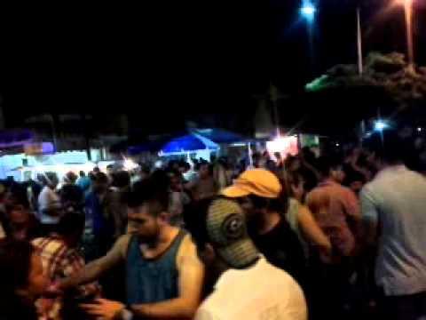 Desmadre Carnaval Tres Valles Veracruz 2015