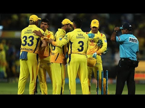 CSK VS RR Highlights Vivo IPL 2018 Match 17 Highlights CSK WIN BY 64 Runs | Watson 106 Runs H/L