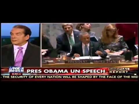 Krauthammer: Obama's UN Speech 'A Surrender On Iran'