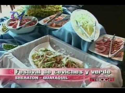 Festival de ceviches y verde