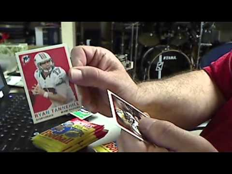 2013 Topps Archives Football Blaster - MOJO