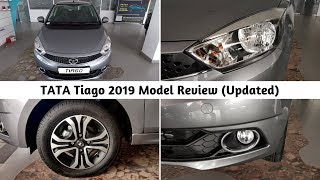 Tata Tiago 2019 Model Review | Alloy Wheels Removed | Ujjwal Saxena