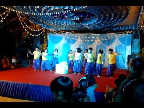 Pari group dance jai ganesha deva agneepath