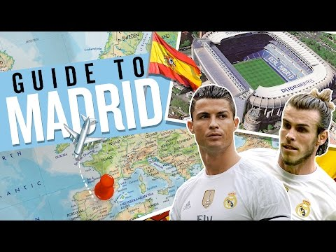 Manchester City Fans Guide To Madrid | Real Madrid v Man City | Champions League