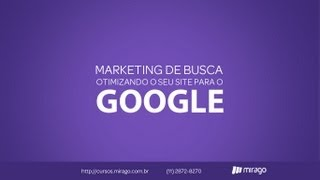 Download Marketing de Busca: otimizando o seu site para o Google 3Gp Mp4