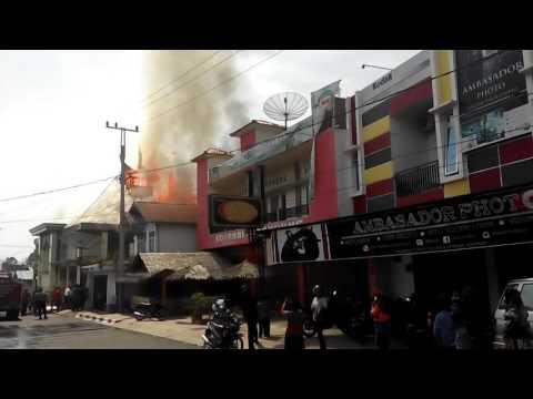 Kebakaran masjid