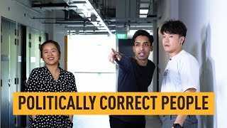 Politically Correct People