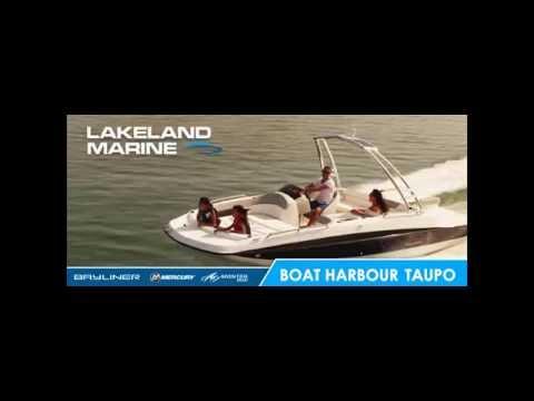 Lakeland Marine - Great Lake Taupo's authorised Mercury Marine dealer.