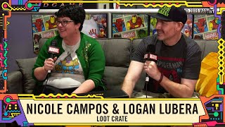 Behind the Scenes of Fandom with Lootcrate @ SDCC 2019