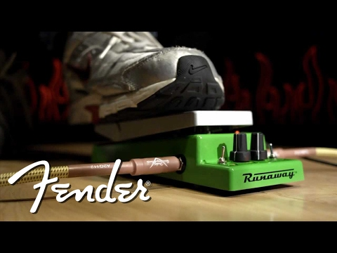 Fender Runaway Feedback Pedal Demo