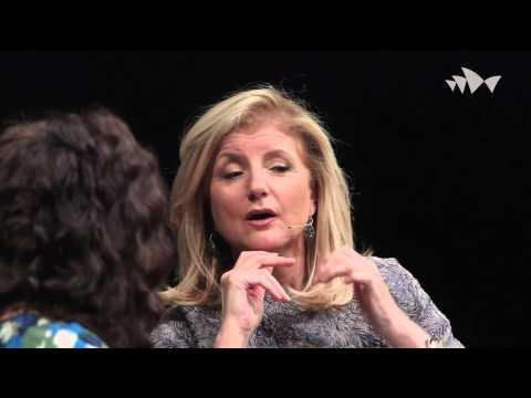 Arianna Huffington in Conversation with Annabel Crabb (Ideas at the House)