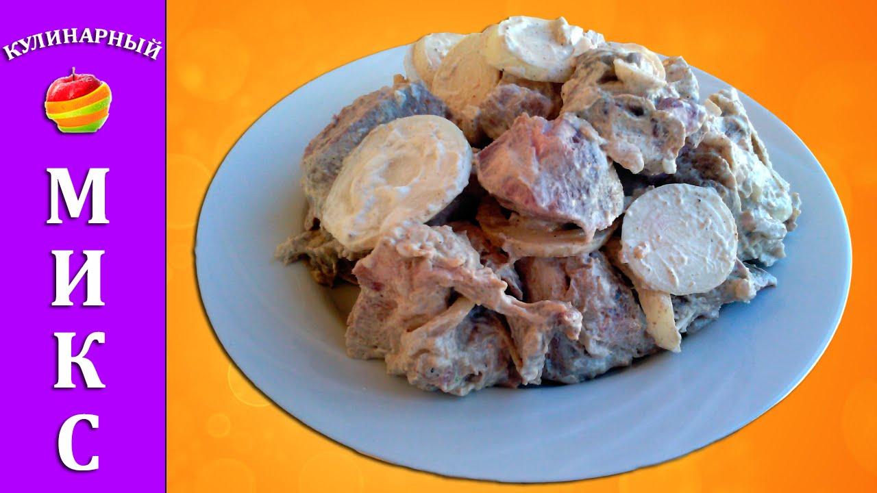 Рецепты маринада для отбивной из свинины 2