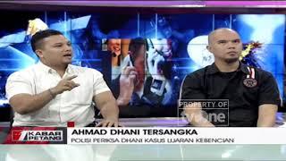 Dialog Jadi Tersangka Ahmad Dhani Ulah Jongosnya Penguasa