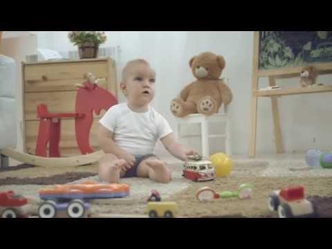 Видеоролик детское питание