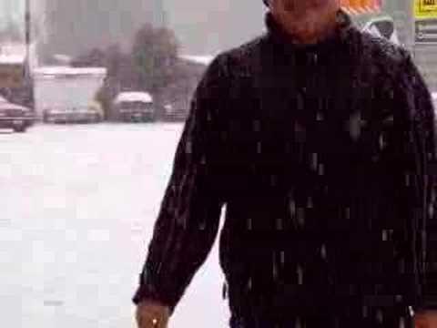 WARREN IN SNOW IN ARROWTOWN, NZ