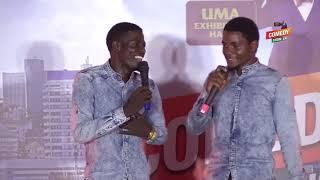 Alex Muhangi Comedy Store Jan 2019 - Maulana & Reign