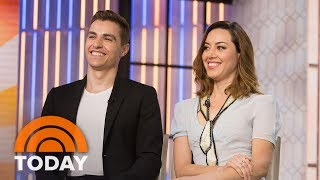 Dave Franco And Aubrey Plaza Talk About Their New Film 'The Little Hours'   TODAY
