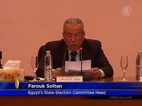 Egypt Sets Date for Presidential Election.flv