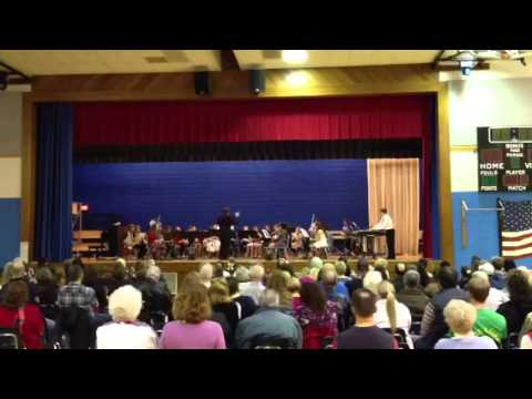 Penn Cambria Middle School Band