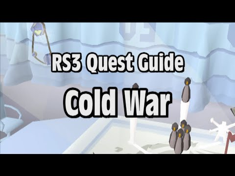 RS3: Cold War Quest Guide – RuneScape