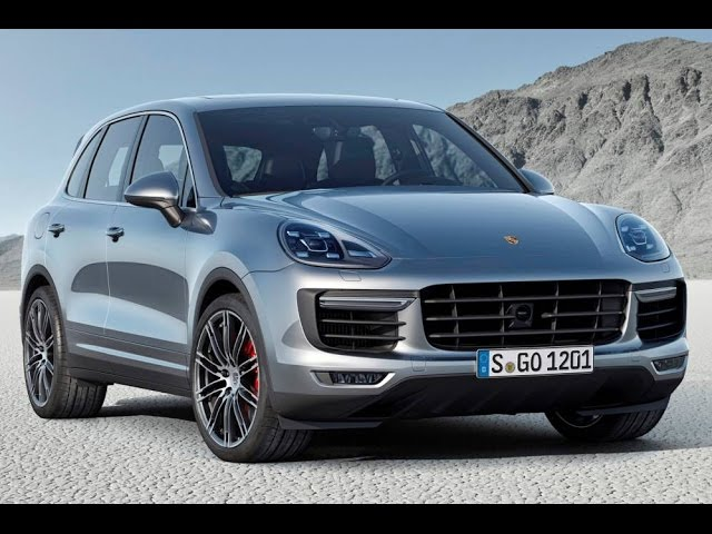 2016 Porsche Cayenne Start Up and Review 3.6 L V6 - YouTube