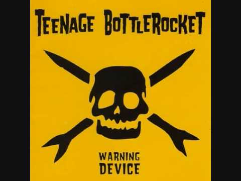 Teenage Bottlerocket - Wasting Time