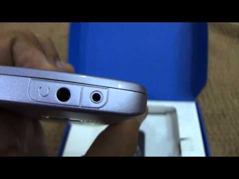 Nokia c3 purple Unboxing (HD)