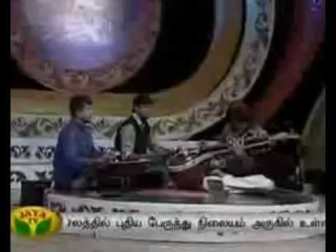 Ilaiyaraaja's Ennulle from Valli   in Veena by Rajesh Vaidhya...