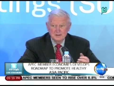 NewsLife: APEC member economies develops roadmap to promote healthy Asia Pacific    Aug. 31, 2015