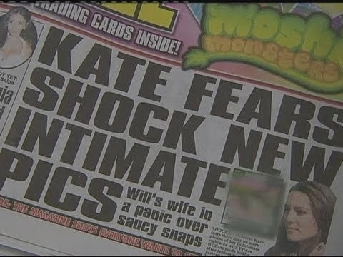 Topless Kate photos: Daily Irish Star editor defiant over latest publication